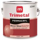 Trimetal Permacryl Decor Gloss Exterior