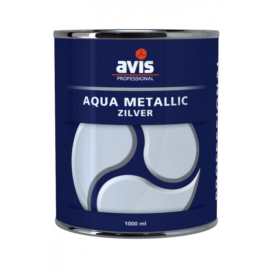 AVIS Metaaleffectverf metallic