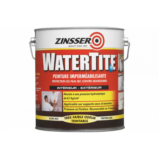 ZINSSER WATERTITE