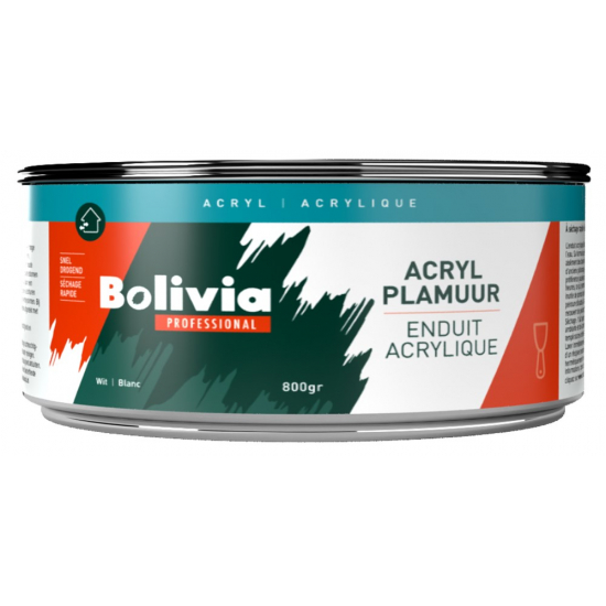 BOLIVIA Acrylplamuur