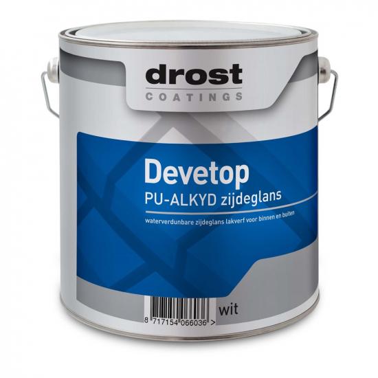 Drost Devetop PU/Alkyd zijdeglans