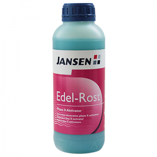 Jansen Edel-roest (magneet)verf