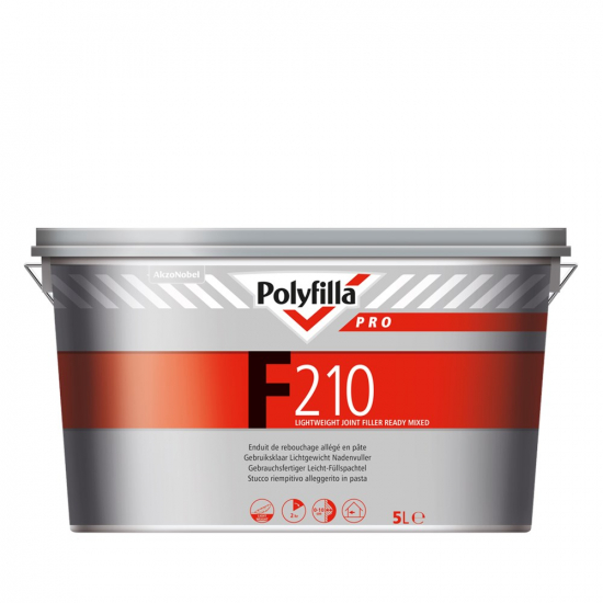 Polyfilla Pro Polyfilla Pro F210