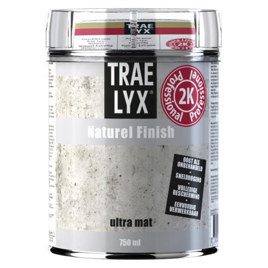 TRAE-LYX Naturel finish