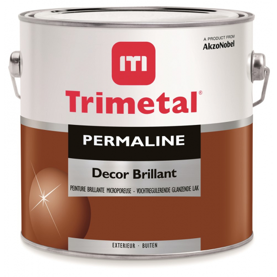 Trimetal Permaline Decor Brillant