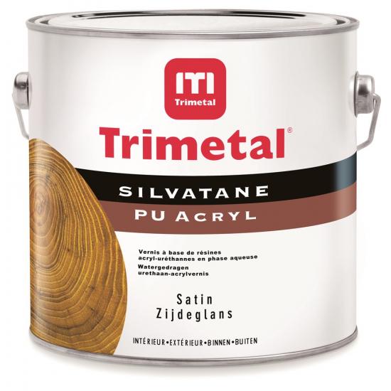 Trimetal Silvatane PU Acryl Satin